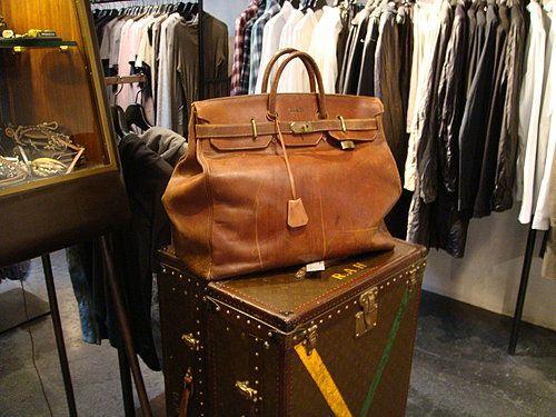 Hermes HAC | Obsession of the day - Hermès Haut à ...