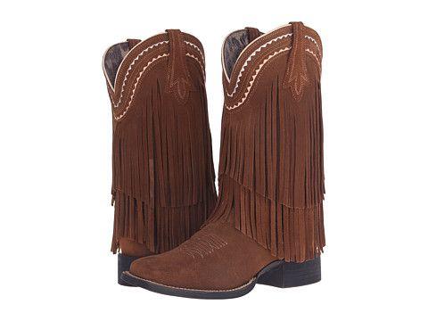 50d93af03c94 ARIAT Fringe Wide Square Toe.  ariat  shoes  boots