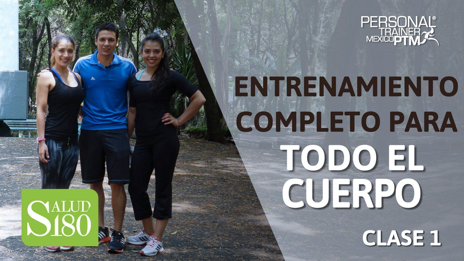 Entrenamiento completo para todo el cuerpo (Clase 1)   Personal Trainer ...