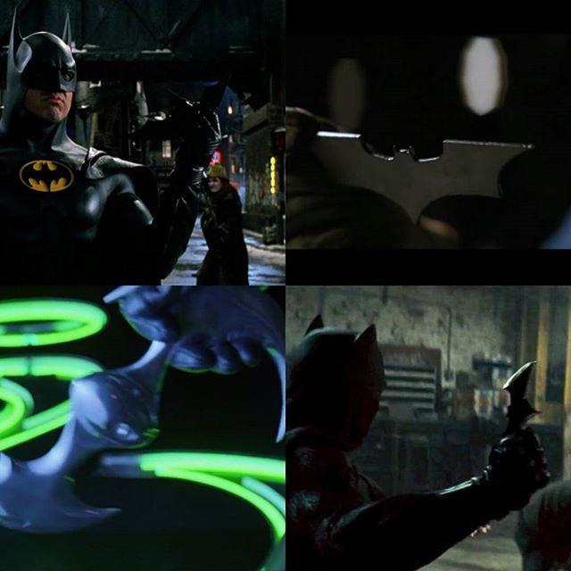 Whats Your Favorite Batarang 1 Batman Returns 2 Forever 3