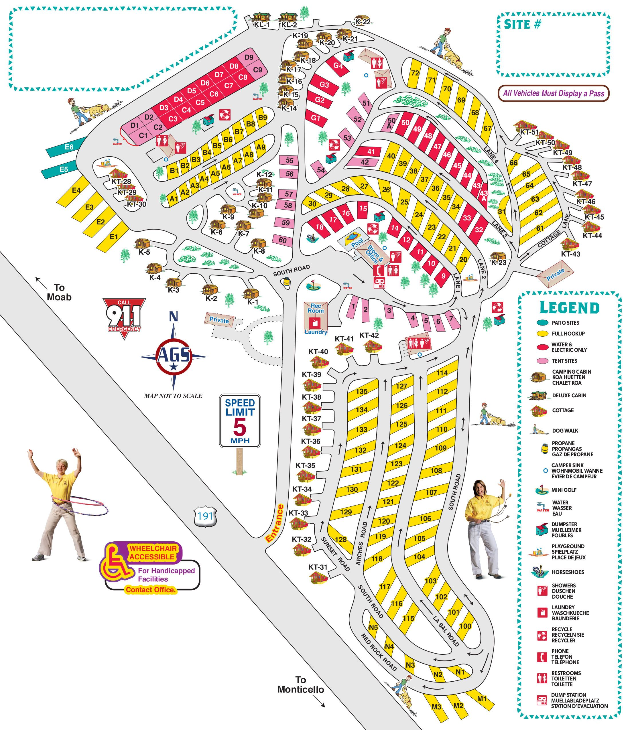 Activities, attractions and events for the Moab KOA RV ...