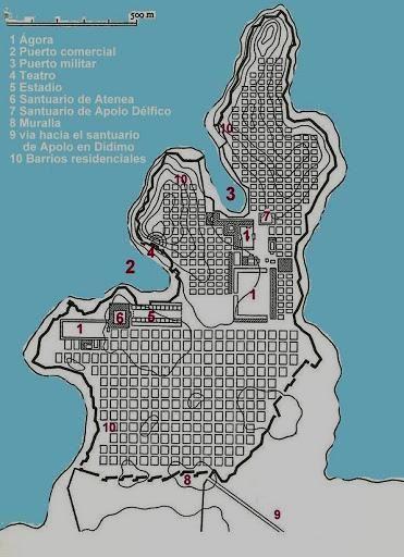 Ciudad De Mileto Fue Una Antigua Ciudad Griega De La Costa Occidental De Anatolia En La Actual Provincia De Aydın De Turquía Cerca Ecard Meme Memes Louvre