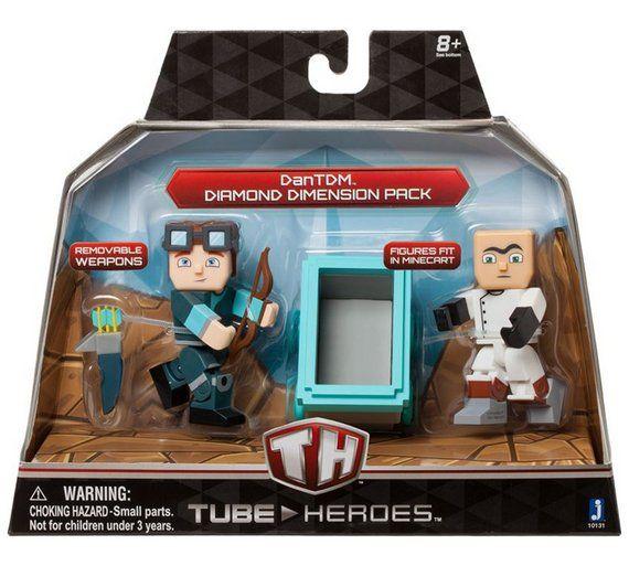 Tube Heroes Deluxe Gaming Pack Brand New