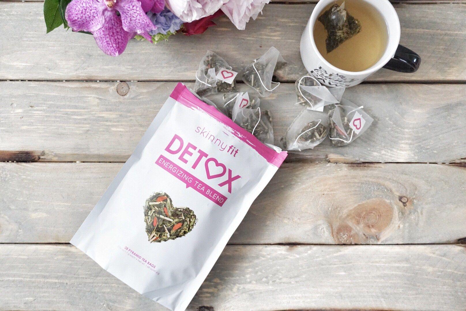 Does skinnyfit detox tea really work detox tea detox