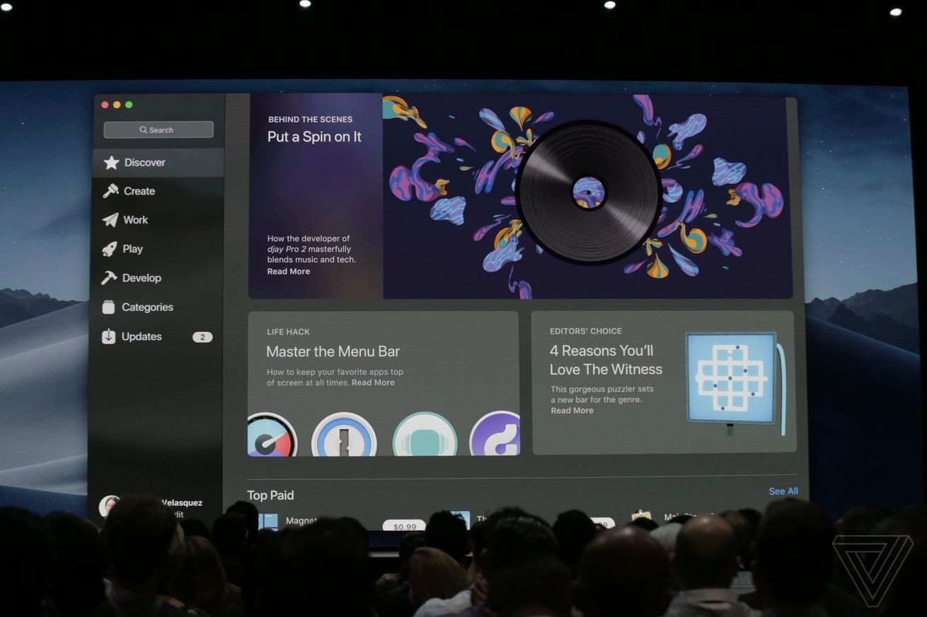 Apple is redesigning the Mac App Store in macOS Mojave | Blog | Mac