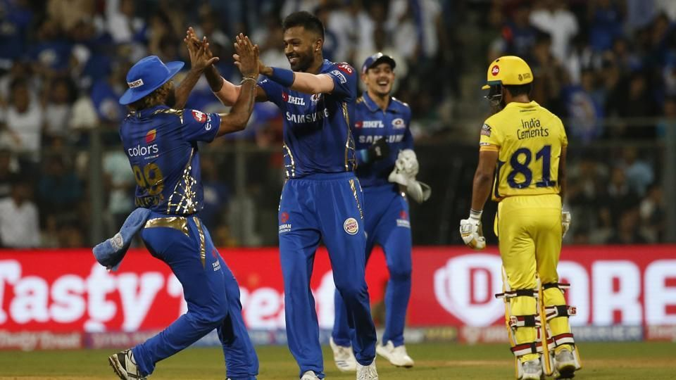 Ipl 2019 Mi Vs Csk Miregister Historic 1st After Comprehensive Win Against Csk With Images Mumbai Indians Ipl Running