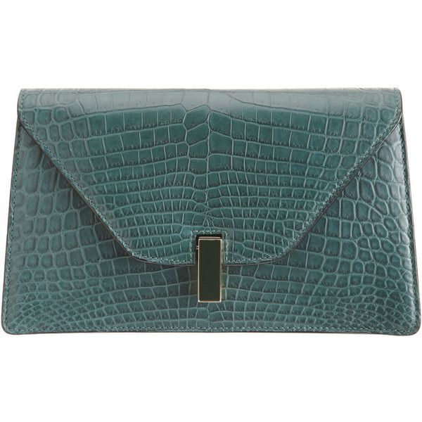 envelope clutch - Blue Valextra Great Deals Cheap Price Find Great Cheap Price Buy Cheap Manchester Clearance High Quality WfHPfePE