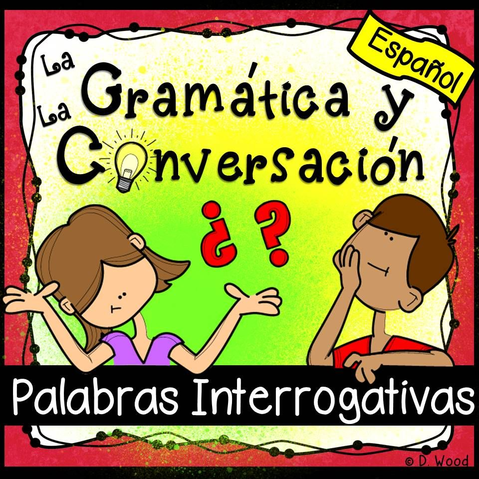 Pin On Debbie Wood Spanish Resources