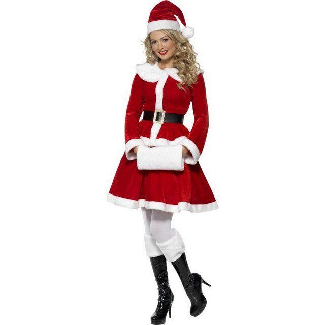 Christmas Lady Weihnachtskostüm für Damen