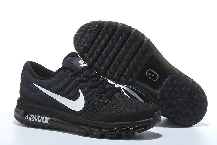 separation shoes fddeb ec4d6 Nike Air Max 2017 Dames Loopschoenen Zwart