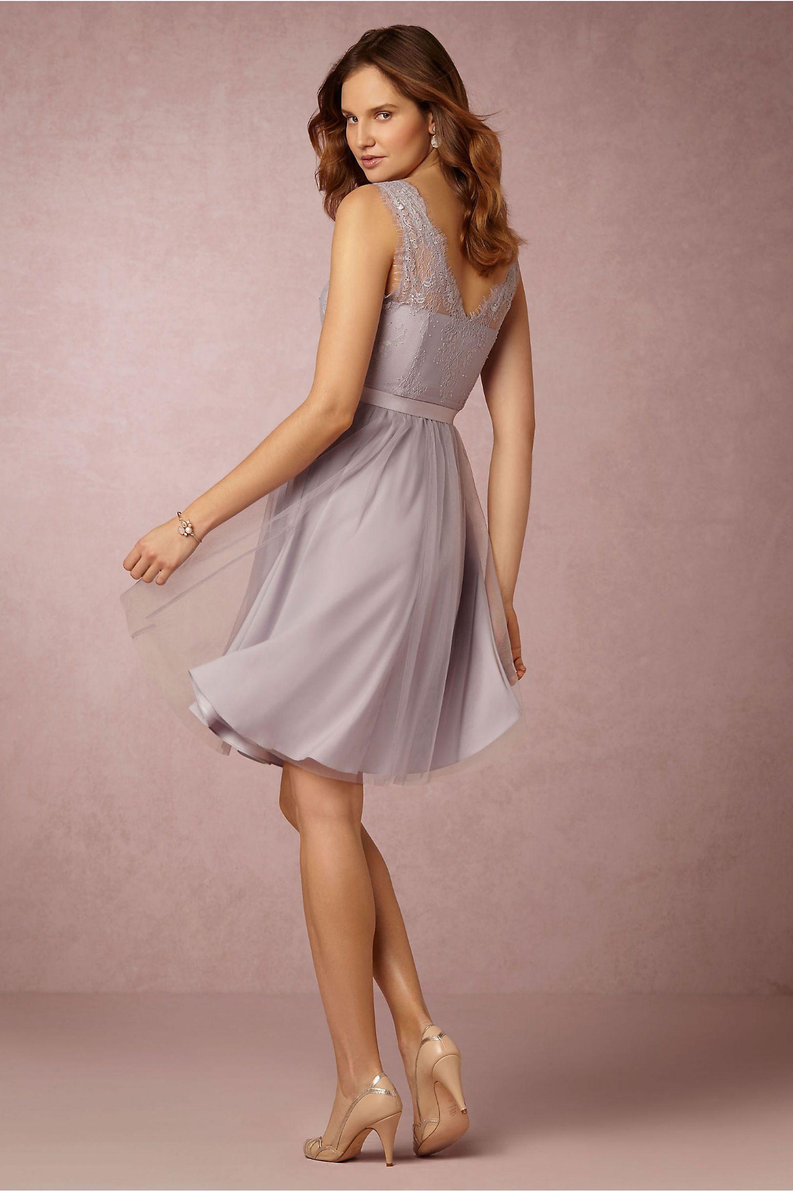 Bhldn lina dress in soft lavender sale 140 dresses