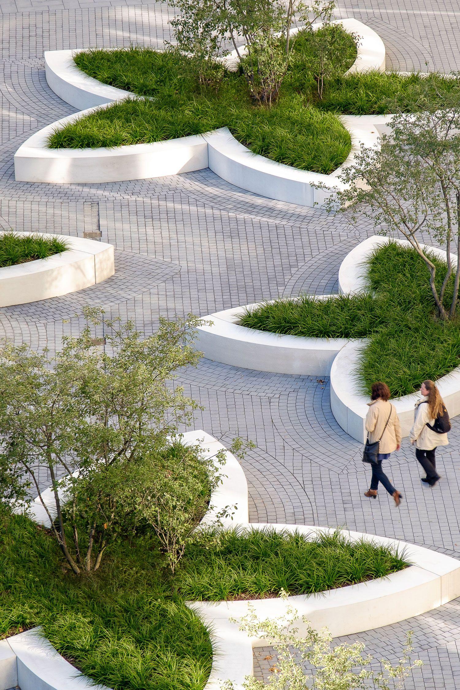 Greenbox Landschaftsarchitekten Landscape Architecture Works Landezine Urban Landscape Design Landscape Architecture Design Landscape Design
