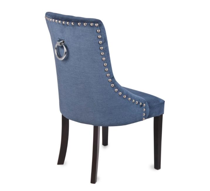 Krzesło Tapicerowane W Stylu Glamour Do Salonu I Jadalni Sisi 3 Www