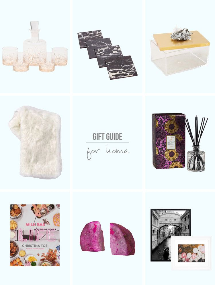 Holiday Gift Guide 2016: For Home