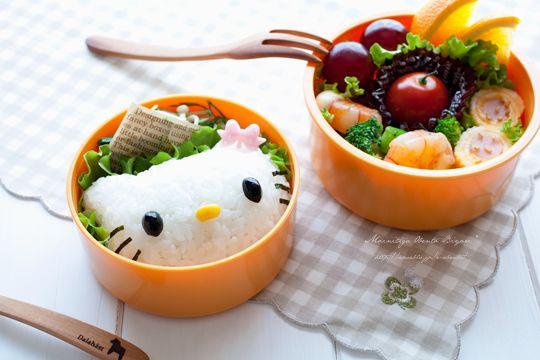 「園弁★花飾りしらすおにぎりのお弁当~女の子のお弁当~」の画像 あ~るママオフィシャルブログ「毎日がお…  Ameba (アメーバ)