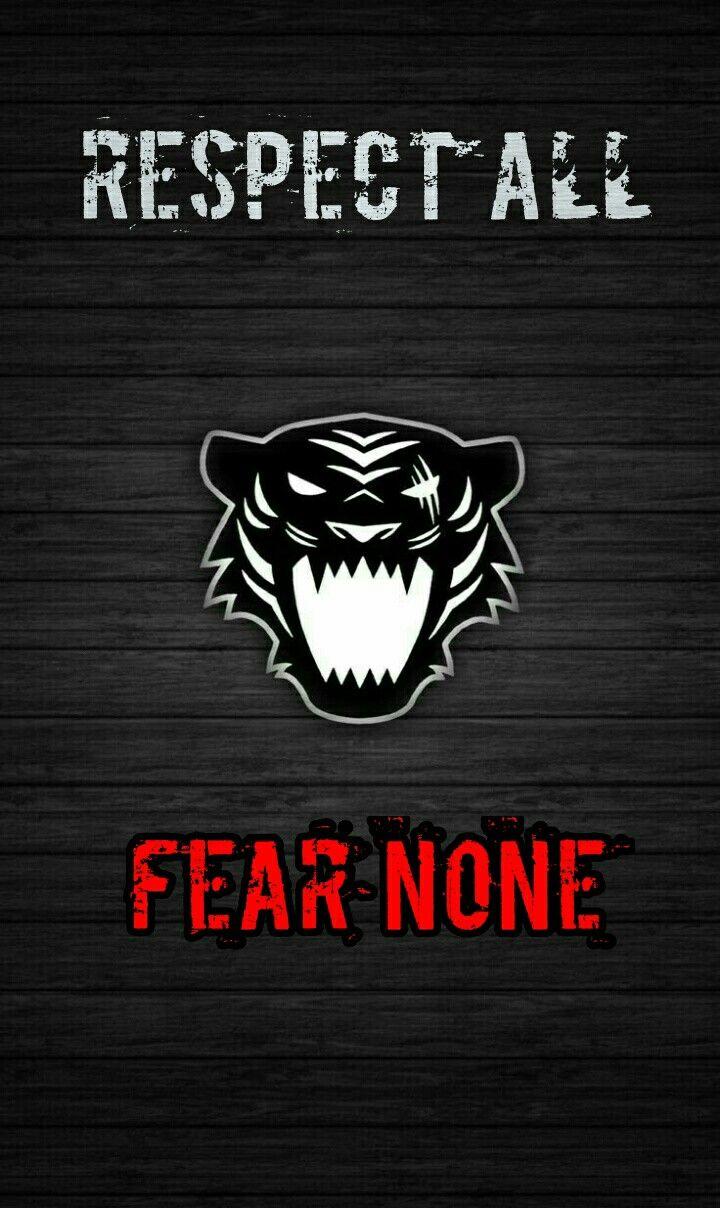 Kinjaz Logo Quote Respect All Fear None Pinterest Kedveléseid