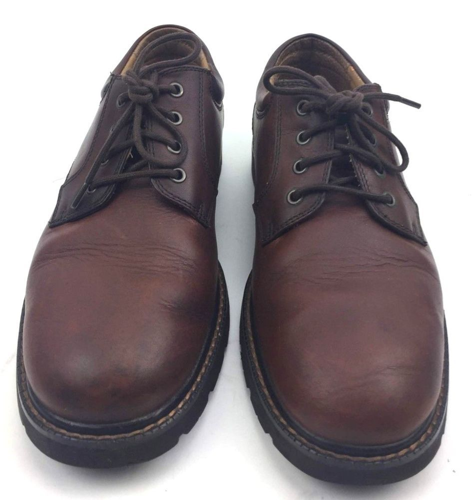 8279841aca10 Dockers Mens Shoes Casual Work Oxfords Leather 090‑3902 Oil Resistant Size  9.5  DOCKERS  Oxfords  OfficeCasual