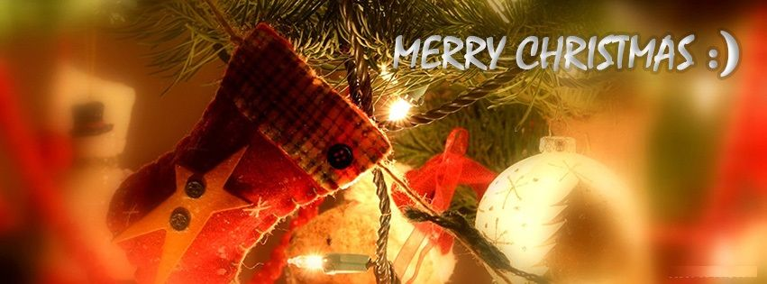 Merry Christmas Facebook Cover, Merry XMAS Messages and Quotes ...
