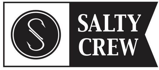 Salty Crew Sticker
