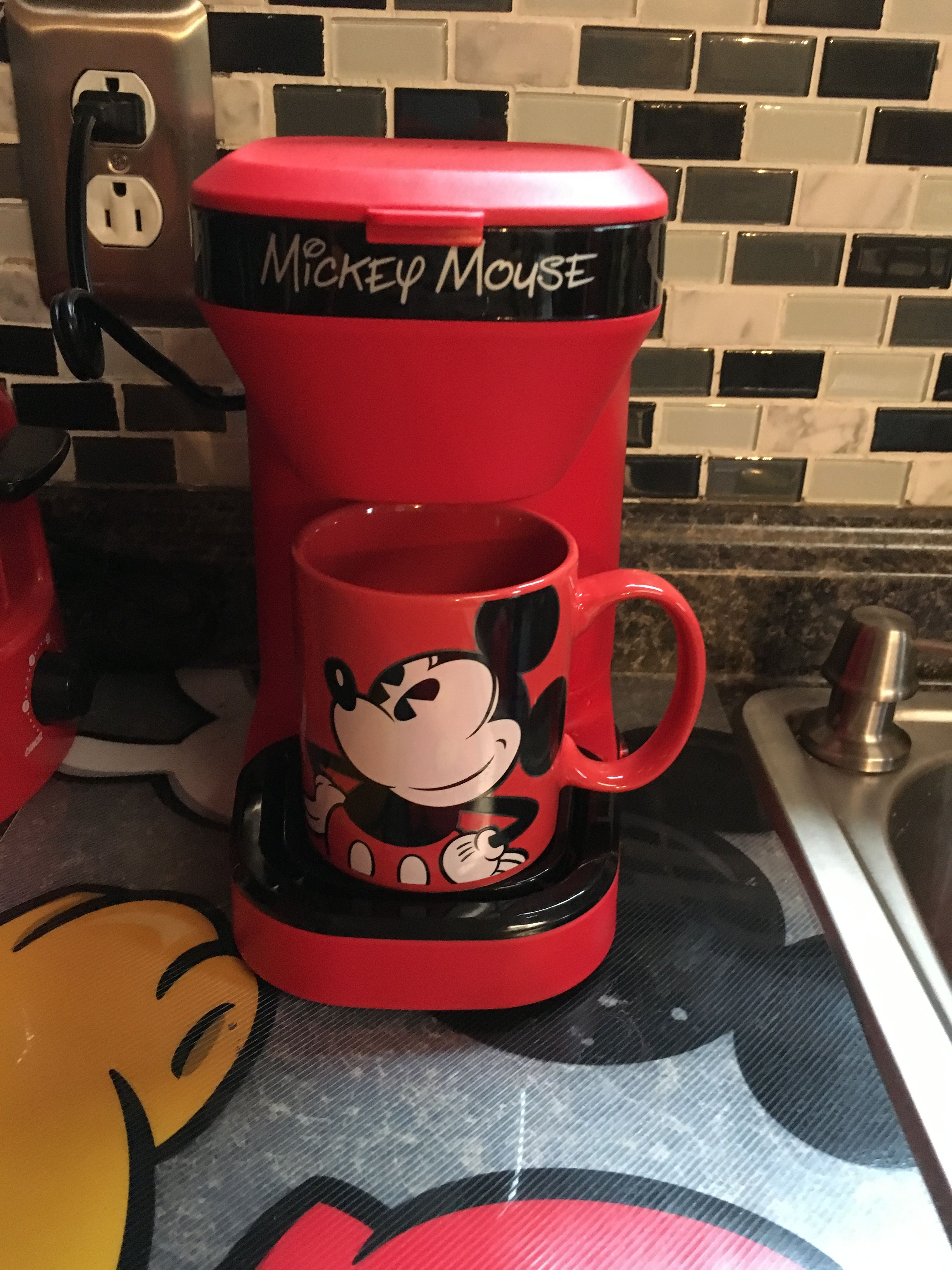 35+ Minnie mouse coffee maker ideas