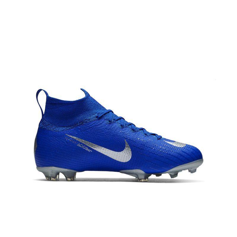 263aa053c Nike Jr. Mercurial Superfly 360 Elite Older Kids Firm-Ground Football Boot  - Blue