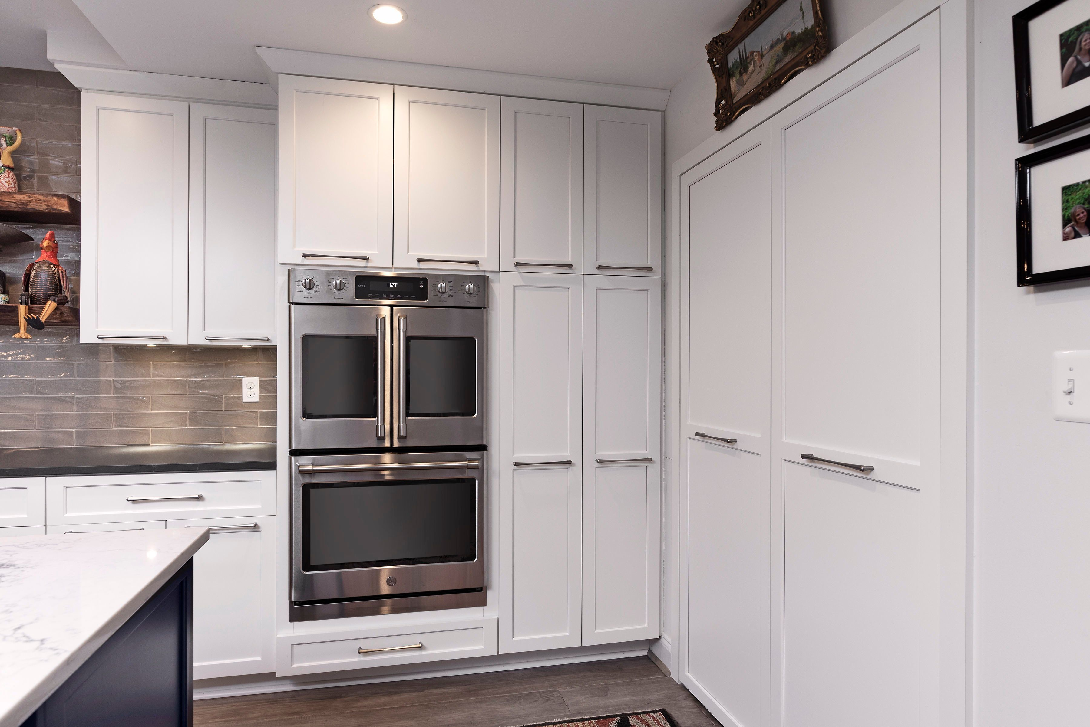 Two Tone Maple Kitchen In Baltimore Md K S Renewal Systems Llc In 2020 Maple Kitchen Kitchen Two Tone