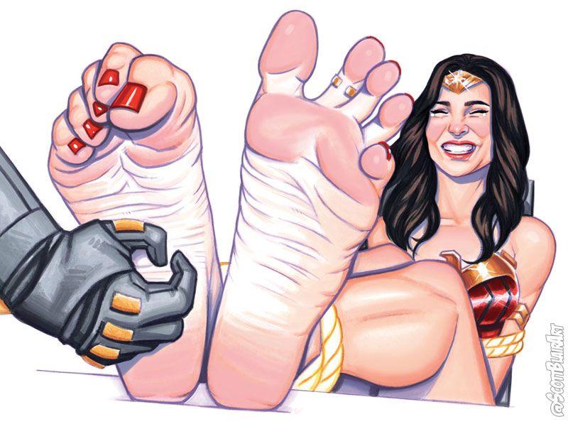 Charlee Chase Tickle Feet