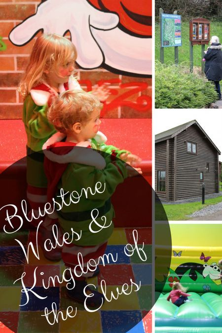 Bluestone Wales And Christmasland: Kingdom Of The Elves