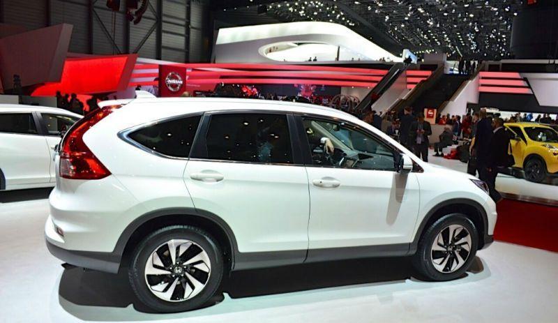 2017 Honda Crv Hybrid Review Auto Pinterest And Cars