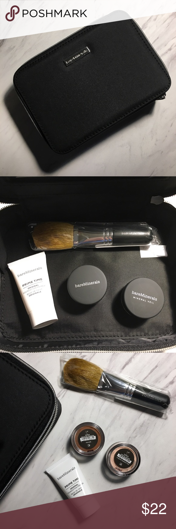 Bare minerals kit New Bare minerals kit........ comes with