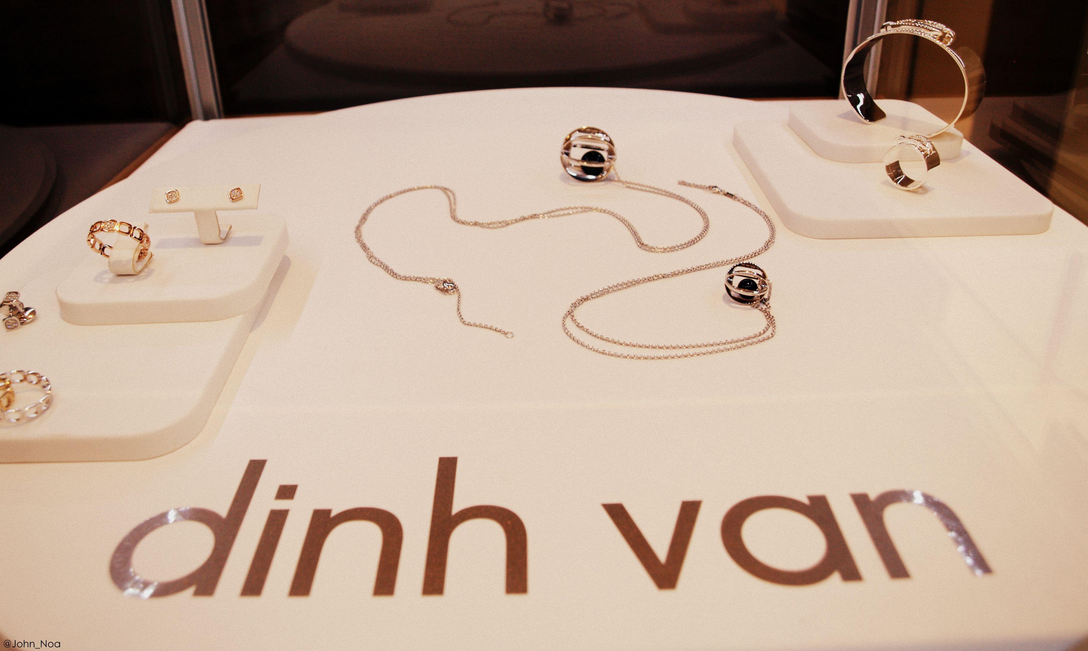 Nouveauté 2012 chez dinh van