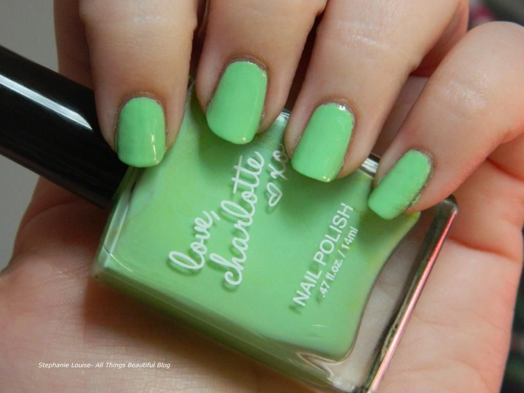 Charlotte Russe Love, Charlotte Nail Polish Review A New Favorite ...