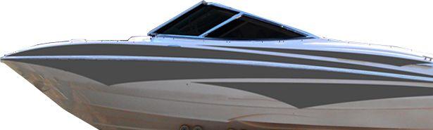 Wrapping A Boat Httpwwwdigitalprintmediacomboatwrapsan - Boat graphic design decals