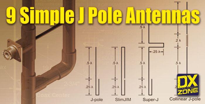 100+ Building J Pole Antennas – yasminroohi