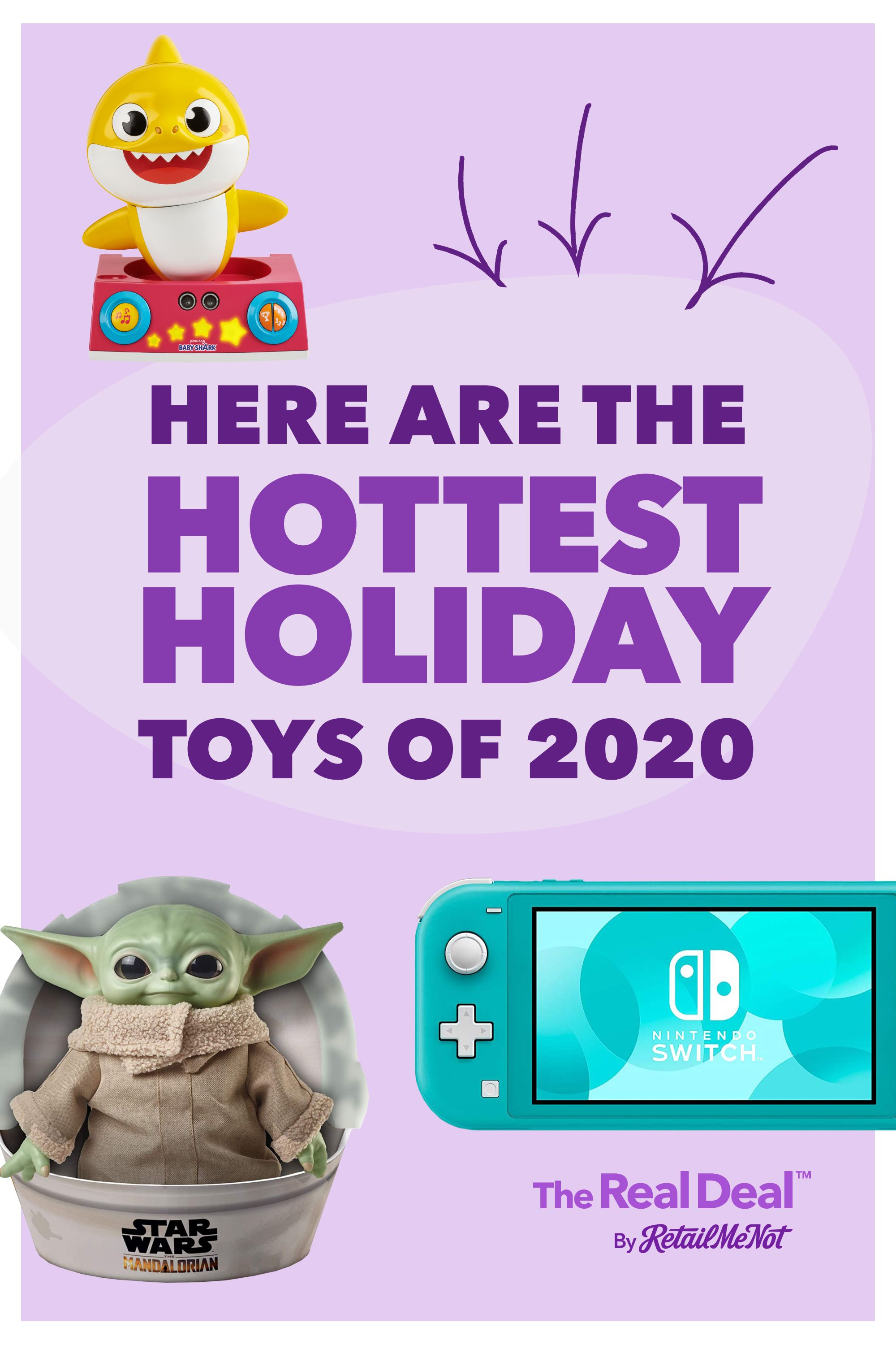 The Ultimate List Of 2020 Hot Holiday Toy Predictions By Retailmenot In 2020 Holiday Toys Top Holiday Toys Christmas Toys