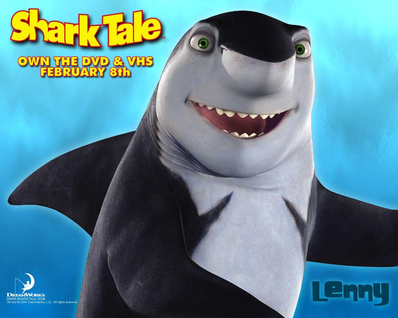 Now Playing Shark Tale 2004 Shark Tale Lenny Shark Tale Shark