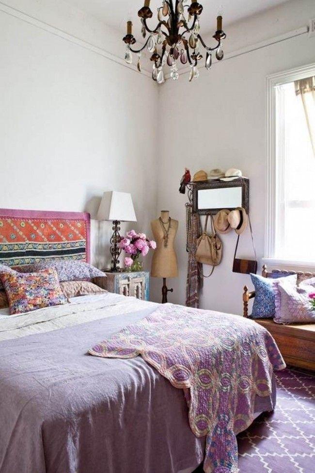 Bedroom Lovely Chic Decorating Ideas For Women Boho