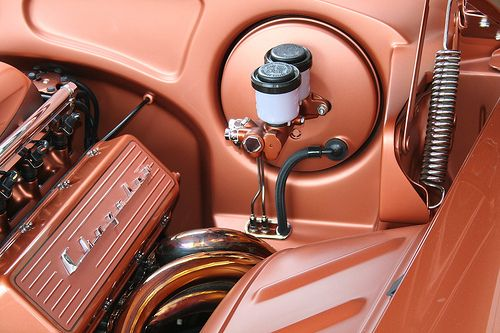 Brake Booster Custom Cars Retro Cars Custom Metal Fabrication