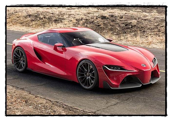 2016 Toyota Supra FT1 Specs UK | Toyota Recommendation | Pinterest ...