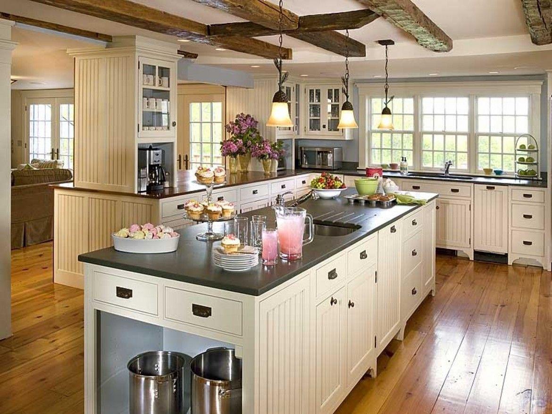 Kitchen Island Design For  Jake  Pinterest  Island Design And Magnificent Country Kitchen Designs 2013 Design Decoration