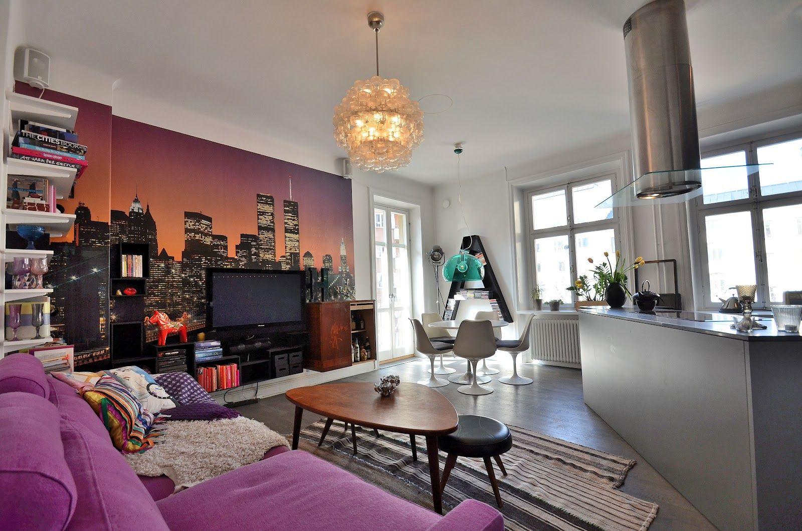 Cool Apartment Decor - Home Decorating Ideas