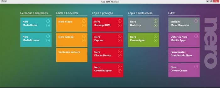 nero 2016 offline installer