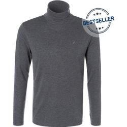 Daniel Hechter Rollishirt Herren, Baumwolle, grau Daniel Hechter #cottonstyle