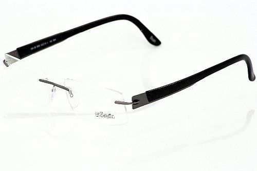 Silhouette Metal Twist Eyeglasses Chassis 7694 Moon Glow 6055 Frame Silhouette. $219.95. Save 19% Off!