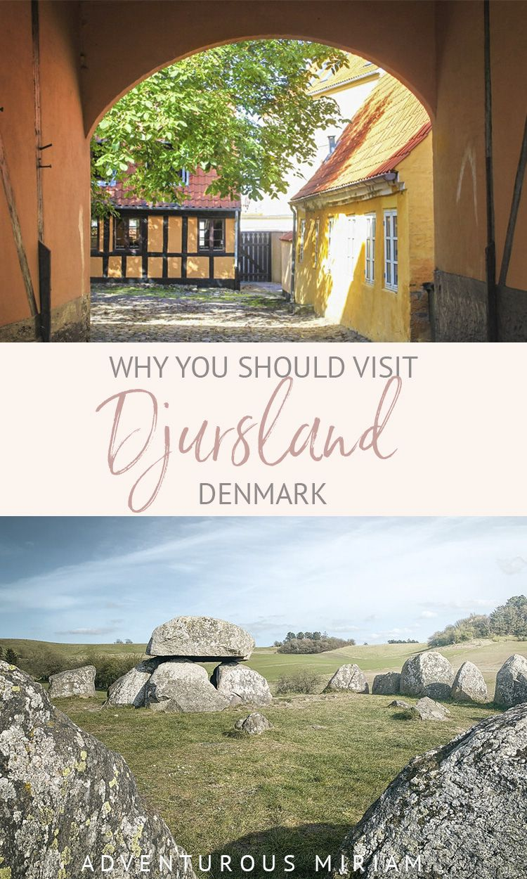 If you're wondering why you should visit Djursland, read on! My Djursland Denmark travel guide includes things to do, what to see and how to get there. #denmark #visitdenmark #djursland