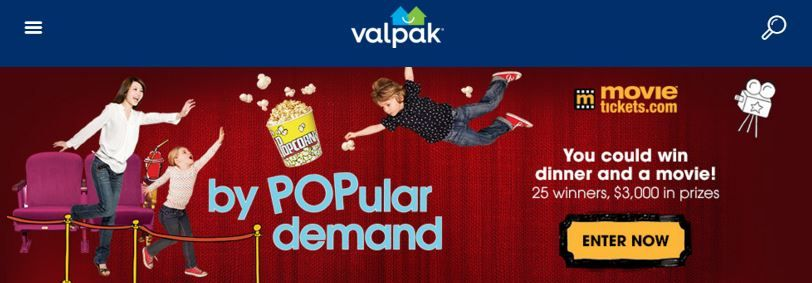 Valpak All Play Giveaway
