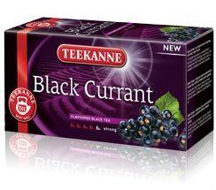 -in USA- Teekanne Black Currant tea- 20 tea bags