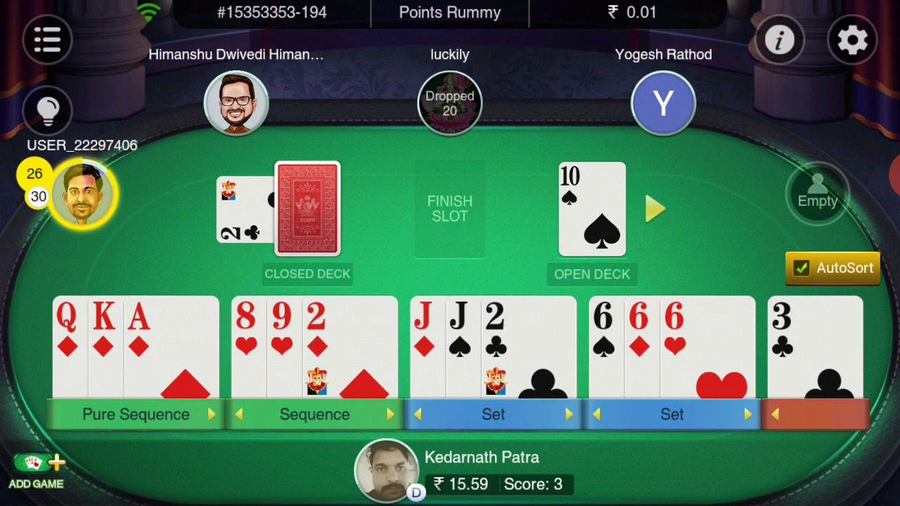 Gaming Video Tricks 1 How To Play Rummy Card Game