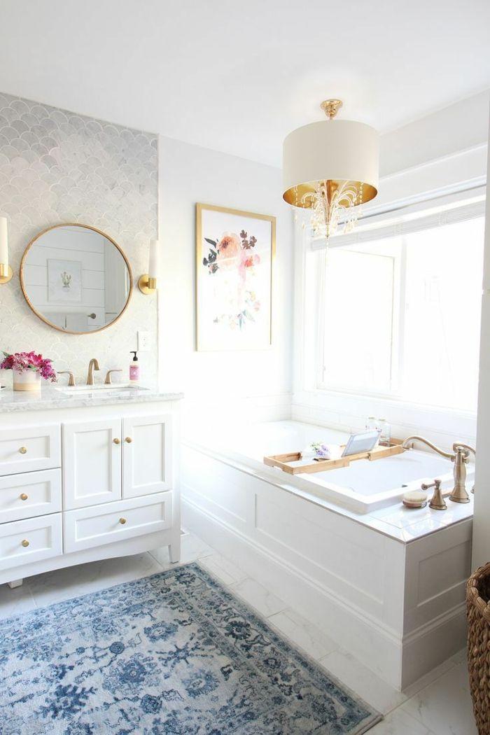 1001 ideas de cuadros para ba os modernos con estilo for the home ba os ba os decoracion - Cuadros para banos modernos ...