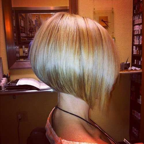 15+ Inverted Bob Hair Styles | Bob Hairstyles 2015 - Short Hairstyles for Women